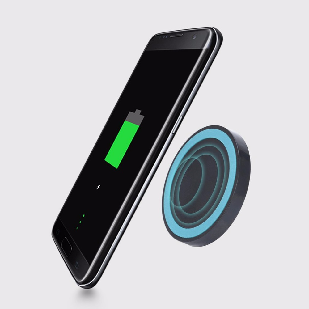 High Quality 5 Colors Universal Qi Wireless Power Charging