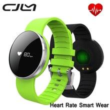 Cjlm UW1 Умный Браслет Здоровье Спорт Smartband Сердечного Ритма Шагомер Носимых Водонепроницаемый Смарт Браслет для Android iOS ПК Miband2
