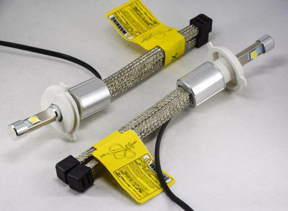 1 Σετ H4 HB2 9003 110W 13200LM P70 Προβολέας LED XHP-70 - Φώτα αυτοκινήτων - Φωτογραφία 6
