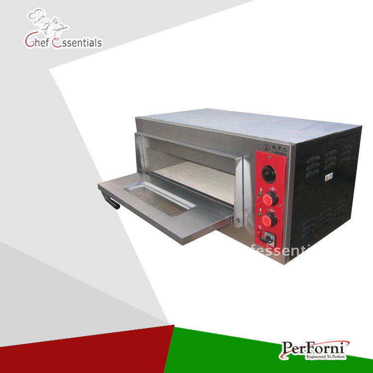 PFML-PA04  electric German EGO thermostate  pizza oven industrial baking equipment bread baking pizza oven pfml nb400 stainless steel high temperature deck baking pizza oven machine for pizza shop