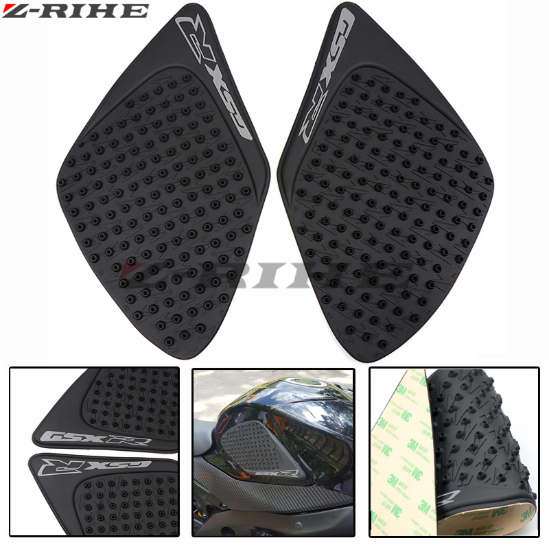 new arrival Motorcycle Accessories Carbon Fiber Tank Pad tank Protector Sticker for SUZUKI GSXR1000 GSXR 1000 07 08 2007 2008 scooter parts real carbon fiber 3d tank pad protector fits for kawasaki z1000 2007 2009 carbon free shipping