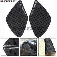 New Arrival Motorcycle Accessories Carbon Fiber Tank Pad Tank Protector Sticker For SUZUKI GSXR1000 GSXR