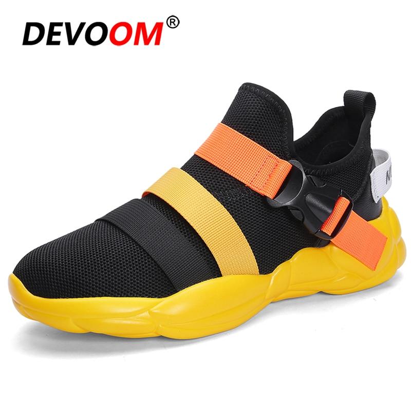 Men Sports Shoes 2019 Running Shoes For Men Shoes Flyknit 2 White Sneakers Men zapatillas hombre