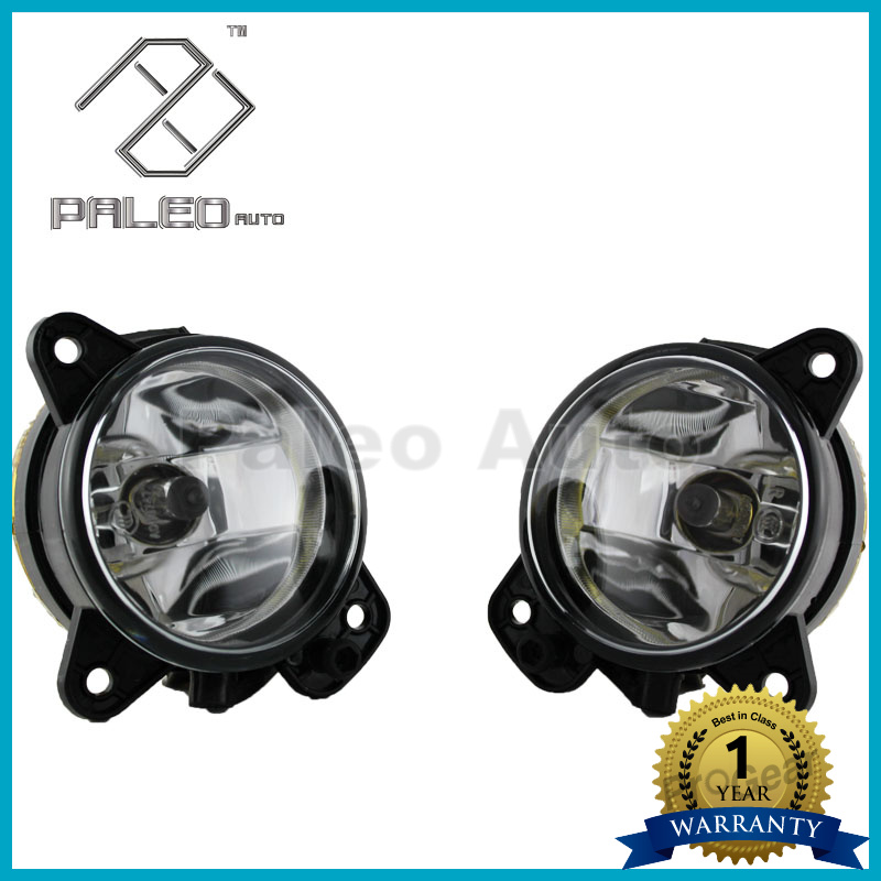 ФОТО Free Shipping New Pair Halogen Front Fog Lamp Fog Light For VW T5 Polo Crafter Transporter Campmob 7H0941699B 7H0941700B