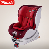 Child Safety Seat Adjustable With Children Seat Two Way Installation Car Seat ISOFIX Interface KS19