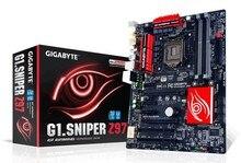 Бесплатная доставка новый оригинальный материнская плата для gigabyte g1.sniper z97 z97 материнской платы atx lga1150 убийца