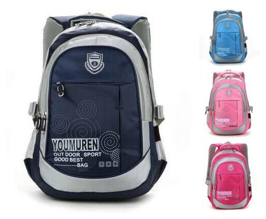 Big Brand Children Orthopedic Books Bagskids School Bags Rucksack Backpack For Boys Girls Nylon Waterproof Large Bag In Backpacks From Luggage