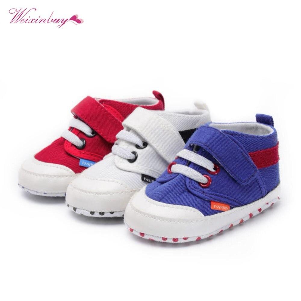 Детская обувь Новорожденный мальчик девочка первые ходунки Infantil малыш мягкая подошва тапочки для малышей 0-18 м