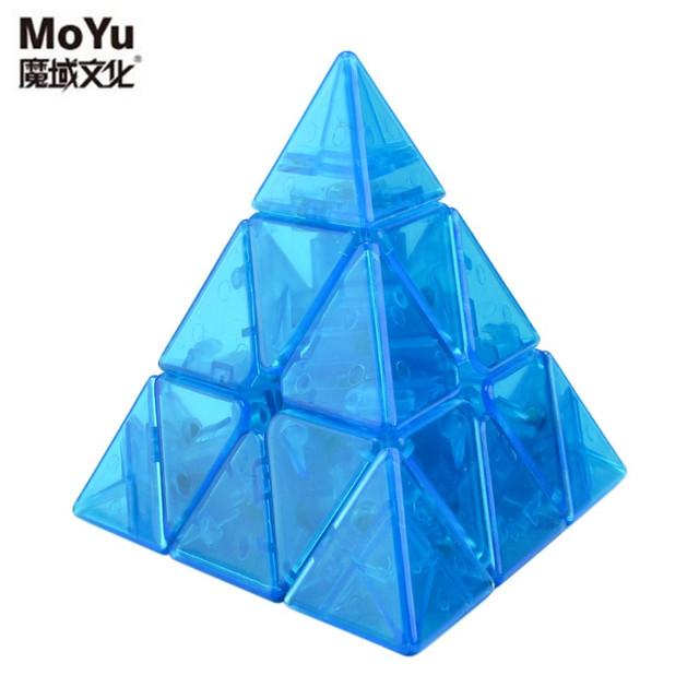 Pyraminx Magnética MoYu 3x3x3 Magic Cube Velocidade Enigma Cube-Azul Limitado