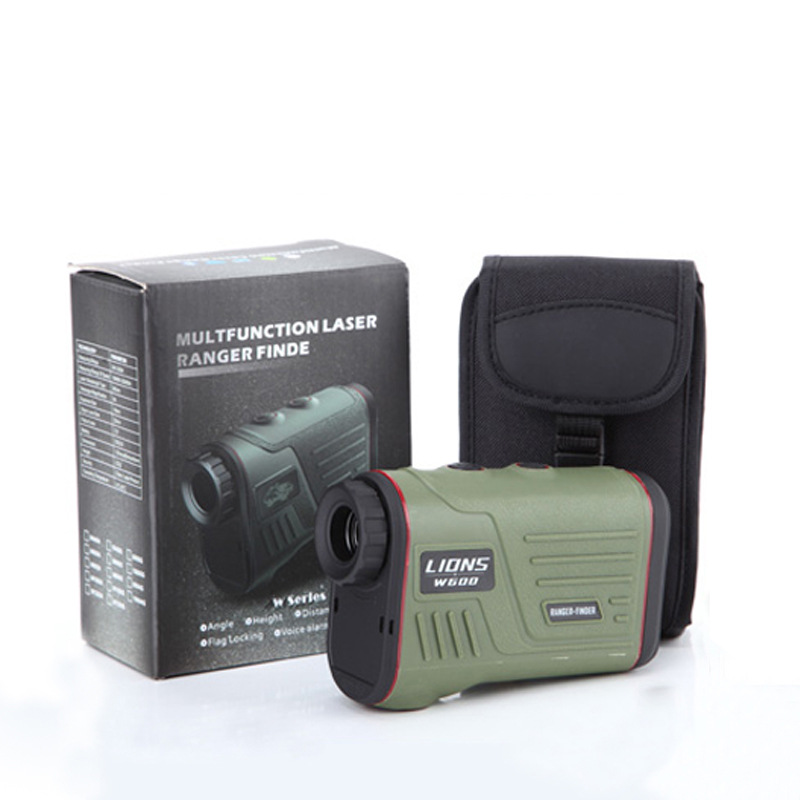 1000M 6X22 Speed Angle and Height Measuring aser Rangefinders Telescope Distance Measure Meter Laser Rangefinder for Hunting - 5
