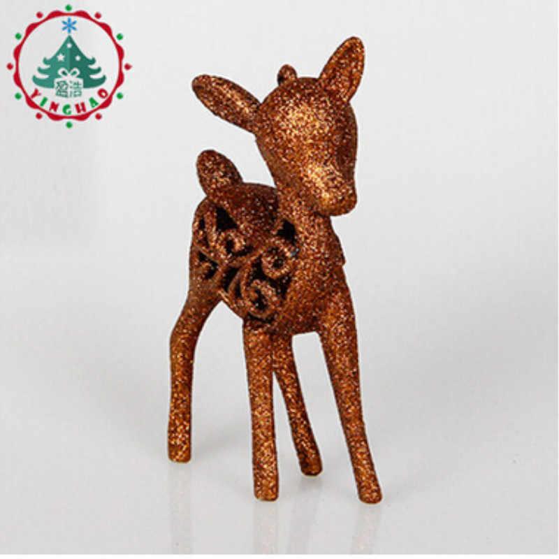 Adornos Navidad 2018 Natal 7 шт./уп. елочные украшения Рождественские украшения для дома елочные украшения