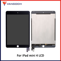 New 1:1 Original Quality LCD For iPad mini 4 7.9 inch LCD Display Touch Screen Digitizer Assembly With Adhesive