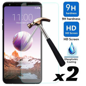 2 pcs/lot Explosion-proof Anti Scratch Front Guard Films For LG Stylo 4/Q Stylus