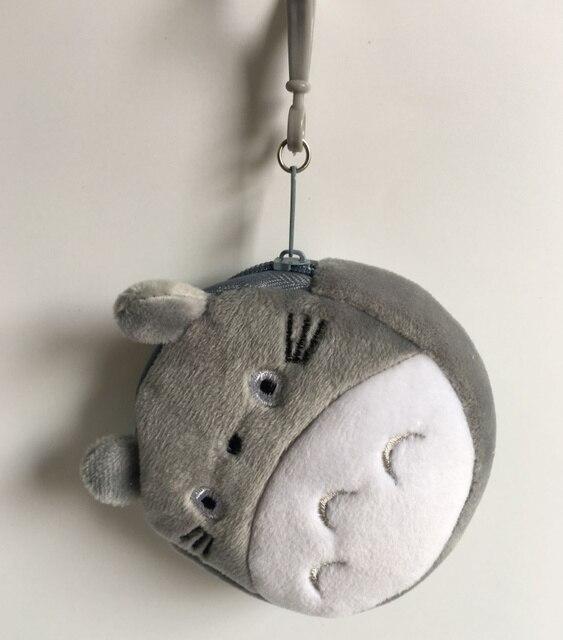 Nieuwe Totoro Mini 8 Cm Ongeveer Knuffel Sleutel Haak Gift Knuffel