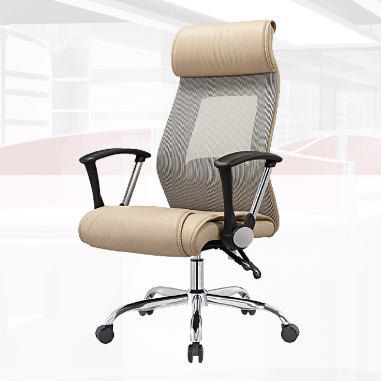 Simple Portable Reclining Office Chair Manager Boss Chair Lifting Lying Computer Chair Breathable Mesh Staff Computer Chair portable simple modern office chair staff member meeting chair multi colors soft cushion computer chair lifting rotary chair