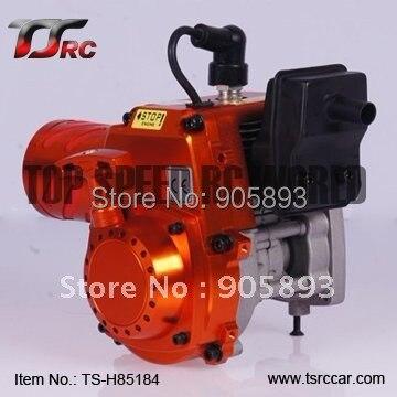 CNC - 4 hole 30.5CC engine (import carburetor and spark plugs)(TS-H85184)+Free shipping!!! iridium spark plugs 4 pack
