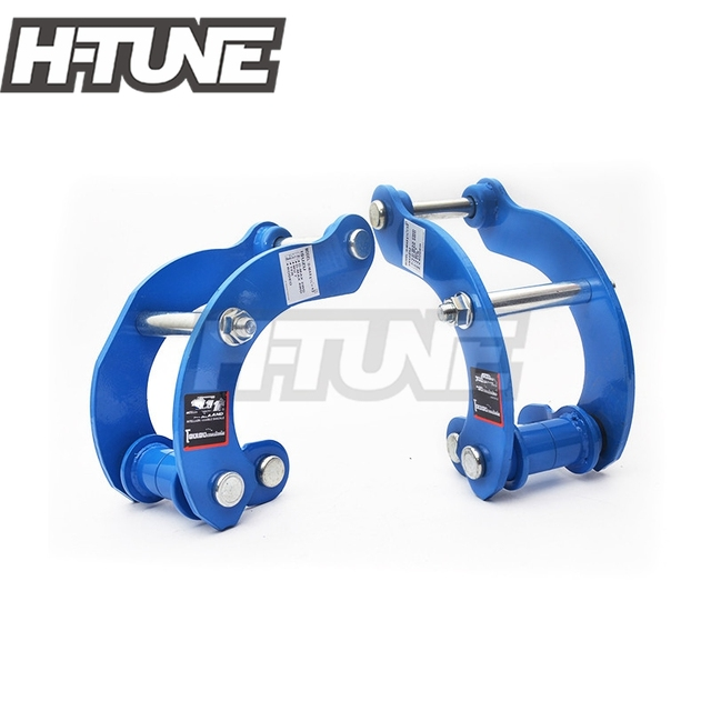US $64 86 6% OFF|H TUNE 4x4 Accesorios Rear Leaf Spring Extended 2
