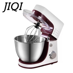 Electric Household chef machine stand food mixer 10 files,3.5 Liters,cooking mixer, egg beater, dough mixer machine commerc