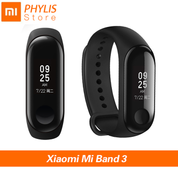 Xiaomi Mi Band 3 Sport Smart Band Fitness Bracelet Pedometer Heart Rate Smart Wristband Touch Screen Xiomi Smartband Miband 3