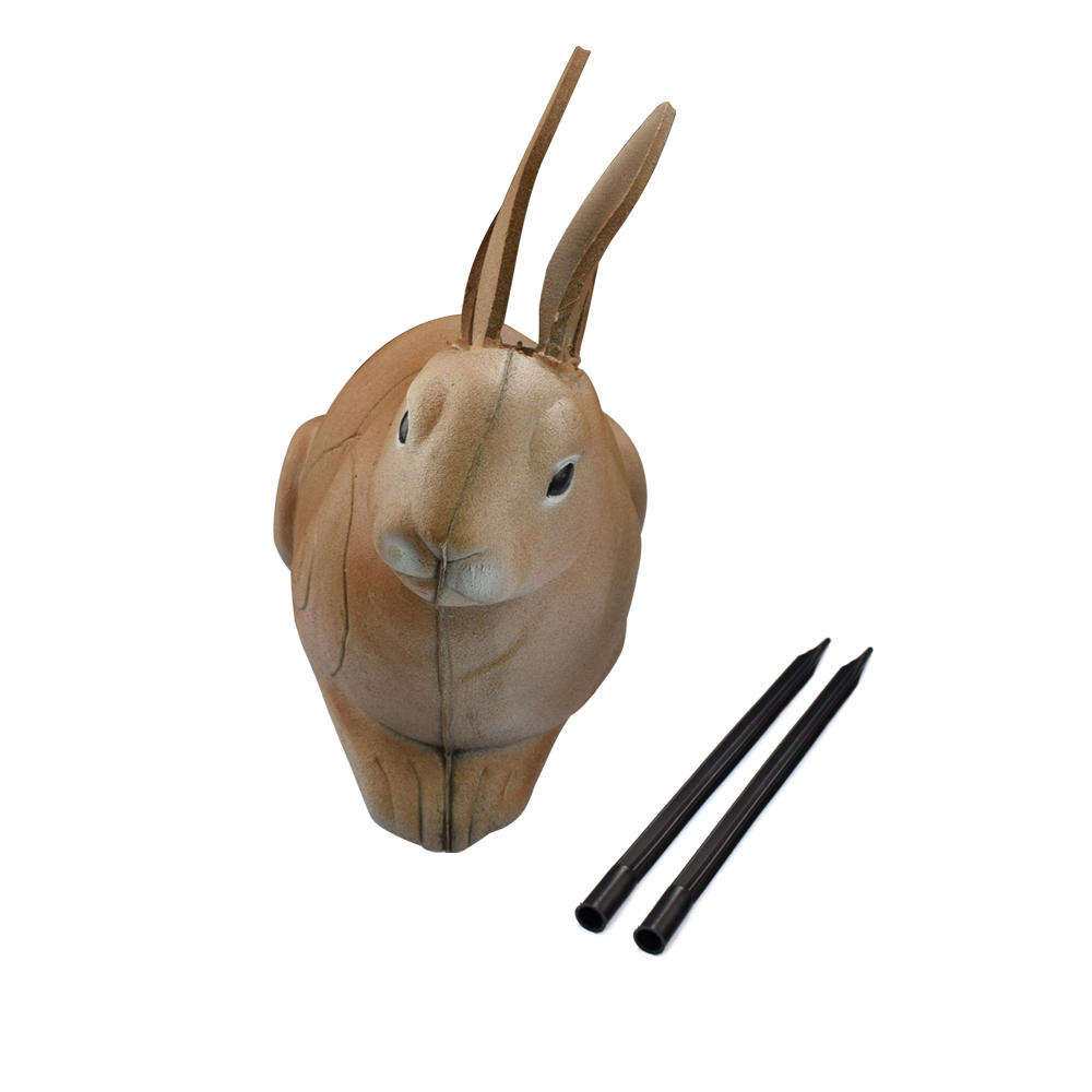 1X Archery 3D Target Lifelike XPE Rabbit High Density Self Healing Foam For Animal Shooting Practice Archery Bow Free Shipping цена