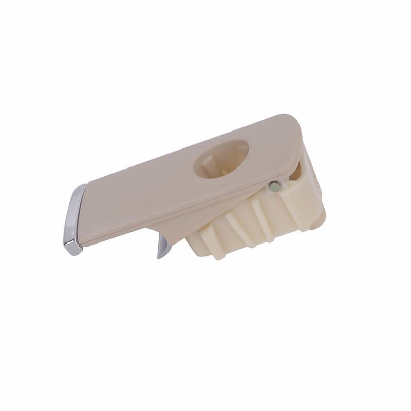 Chrome Glove Box Lock Lid Handle  (10)