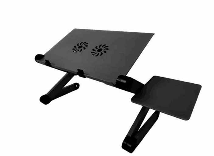 Multifunction simple notebook folding table home desktop desk computer desks Lazy aluminum alloy folding table Office Furniture