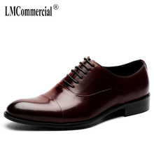 designer shoes men high quality High Quality Genuine Leather Shoes Men,Lace-Up Business Men Shoes,Men Dress cowhide