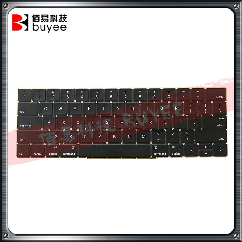 Original New Laptop A1706 US Keyboards For Macbook PRO Retina 13 Inch A1706 Keyboard 2016 Year Replacement free shipping wall light remote control touch switch us standard gold crystal glass panel with led 50hz 60hz