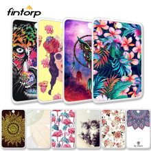 Painted Case for Lenovo Tab 2 A7-20 A7-30 A7-50 A10-70 10.1 A3500 A3300 7.0 Cases Soft Silicone Cover Phab Plus