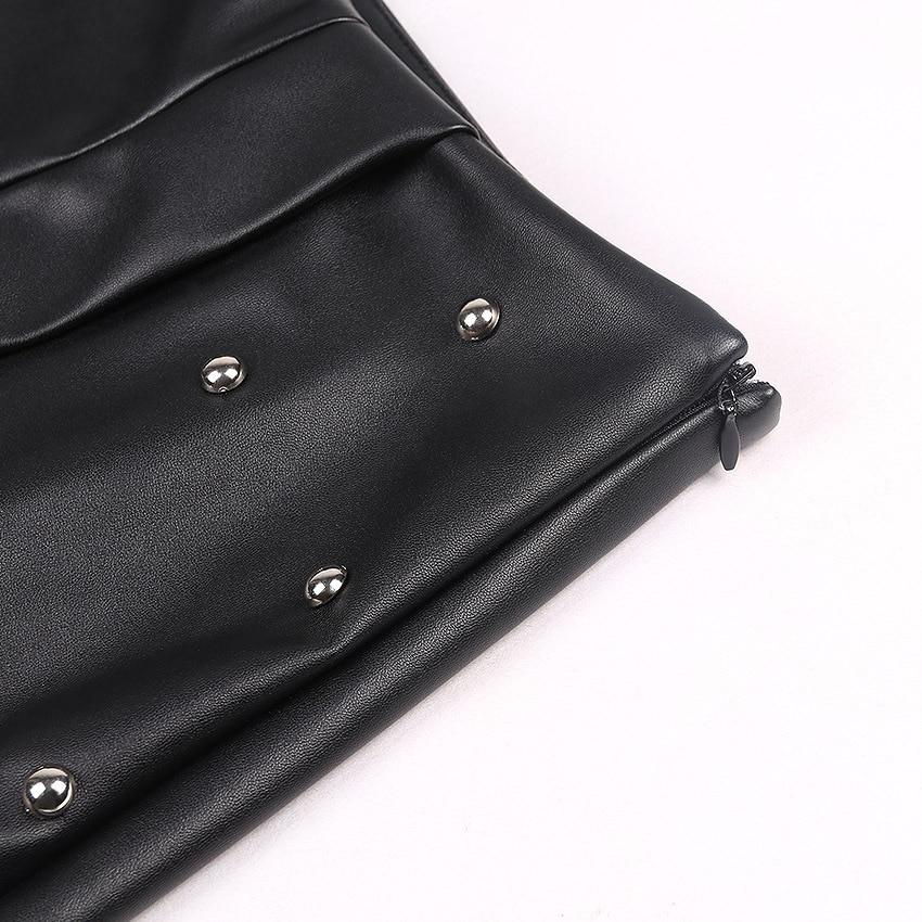 Poliéster Calidad Buena Irregular De Falda Natural Saia Color 2019 Apresurado Envío tiempo Gratis Faldas Sólido Limitado Mujer Otoño SqaZwIZT