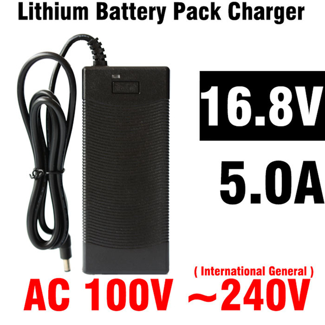 free shipping 16 8v 5 0a electric motor car battery charger in rh aliexpress com