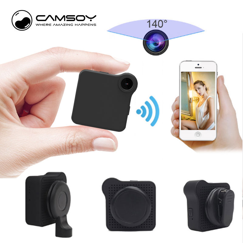 C1+ Mini Camera WIFI DV Video Sound Recorder Multi Portable HD 720P H.264 Micro DVR Action Motion Detection CameraC1+ Mini Camera WIFI DV Video Sound Recorder Multi Portable HD 720P H.264 Micro DVR Action Motion Detection Camera