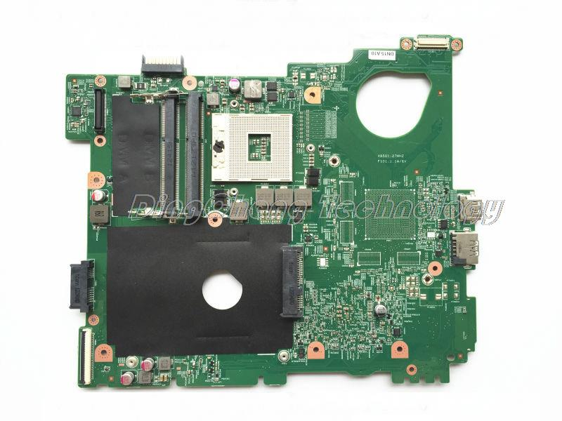 SHELI laptop Motherboard/mainboard for dell vostro V3550 Y0RGW 0Y0RGW CN-0Y0RGW for intel cpu with Integrated graphics card for lenovo g470 laptop motherboard mainboard la 6759p piwg1 with integrated graphics card 100