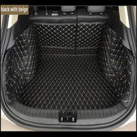 custom car trunk mat Cargo Liner for Buick Excelle Enclave GL6 null VELITE 5 envision Encore GL8 Verano Park Avenue Lacrosse Reg