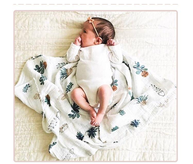 Designer muslin For baby Aden+Anais