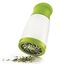 1PC Herb Grinder Spice Mill Parsley Grater Shredder Spices Chopper Fruit Vegetable Cutter Cooking Kitchen Tool & Accessories