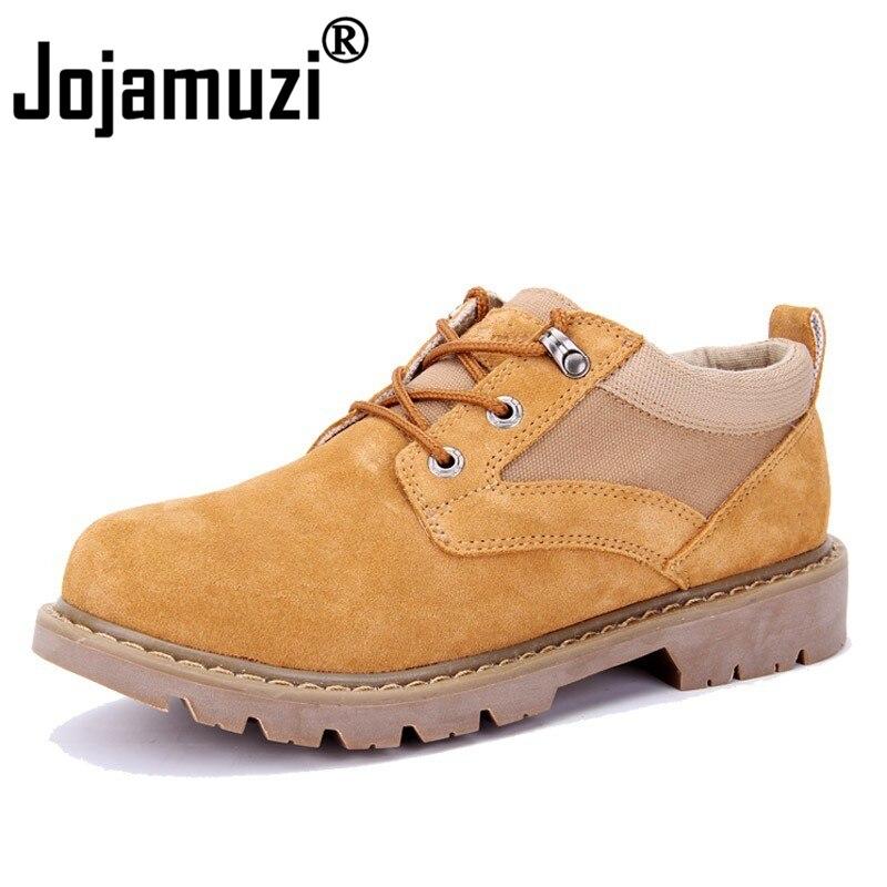 Outono Designer Tornozelo amarelo De Cheia Sapatos Lace 2019 Marca Up Grãos Dos Trabalho Casual Homens Botas Couro Inverno Sandy 7qwUSdFtS