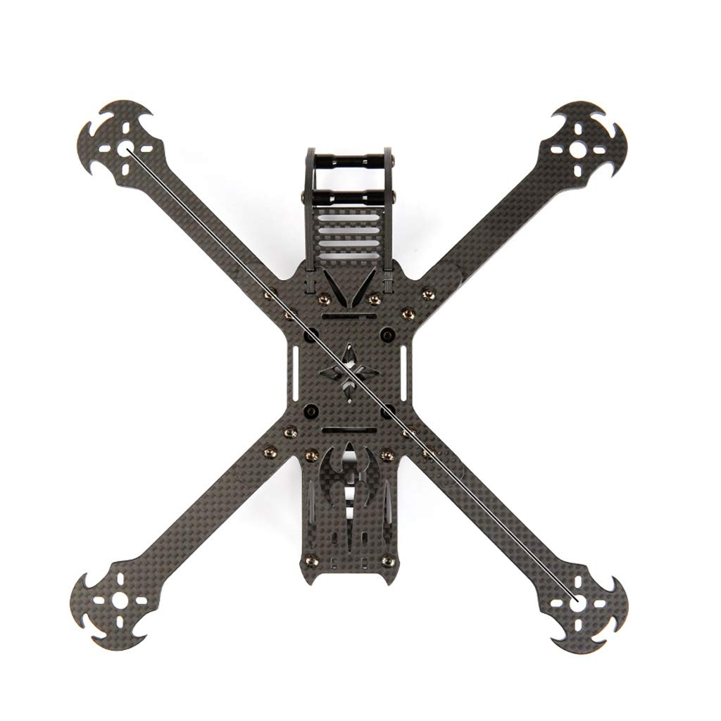 5 pouces Mini RC quadrirotor cadre Lawson FPV bataille Axe 250mm Drone cadre avion pièces accessoires matériel