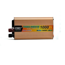 цены power inverter 12v 220v 1000w universal solar inverter modified sine wave free shipping