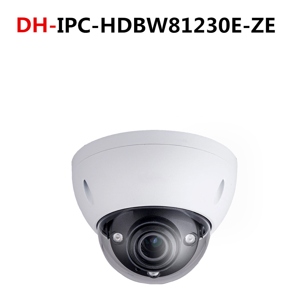 Original DH IPC-HDBW81230E-ZE <font><b>12MP</b></font> IR Dome Network <font><b>Camera</b></font> with Max. IR LEDs Length 50m <font><b>IP</b></font> <font><b>Camera</b></font> IPC-HDBW81230E-ZE image