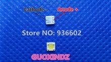 Retroiluminación LED de 1W, 3V, 3535, 3537, blanco frío, para TV, para SAMSUNG, retroiluminación LED LCD, aplicación de TV