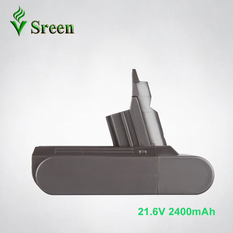 Hi-Q 21.6V 2400mAh Rechargeable Li-ion Battery Replacement for DYSON Battery DC61 DC62 DC72 DC58 DC59 965874-02 Vacuum Cleaner for dyson dys 21 6v 3000mah 3 0ah v6 li ion electrical tools lithium battery dc59 dc62 dc72 965874 02 dc74