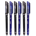 Erasable Pen Nib 0.5mm Blue black Pen length 150mm With Cartridge Sales Gifts Boutique Student Stationery Office Pen Writing