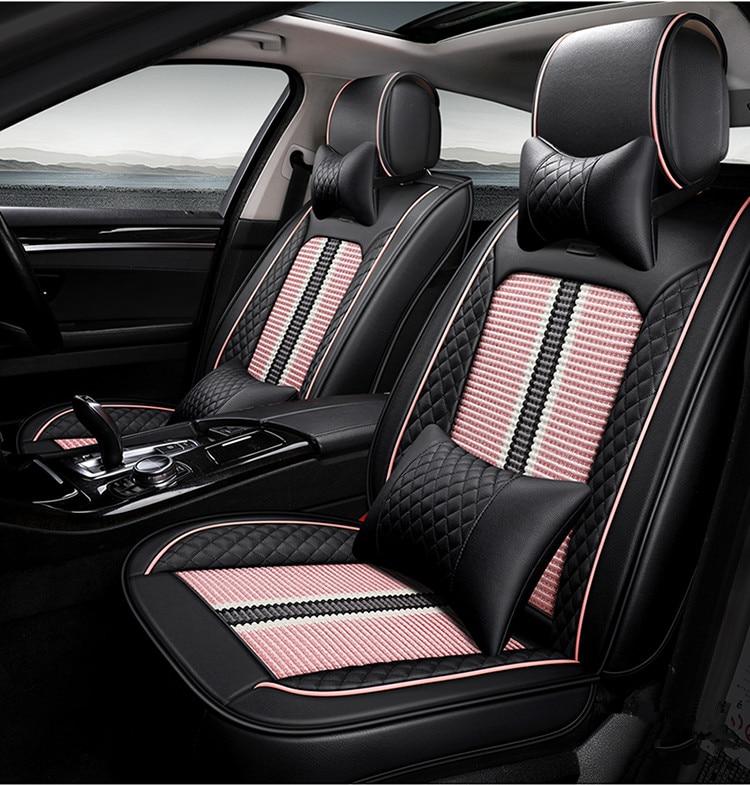 2018 Hyundai Tucson Interior: Good Quality & Free Shipping! Full Set Car Seat Covers For