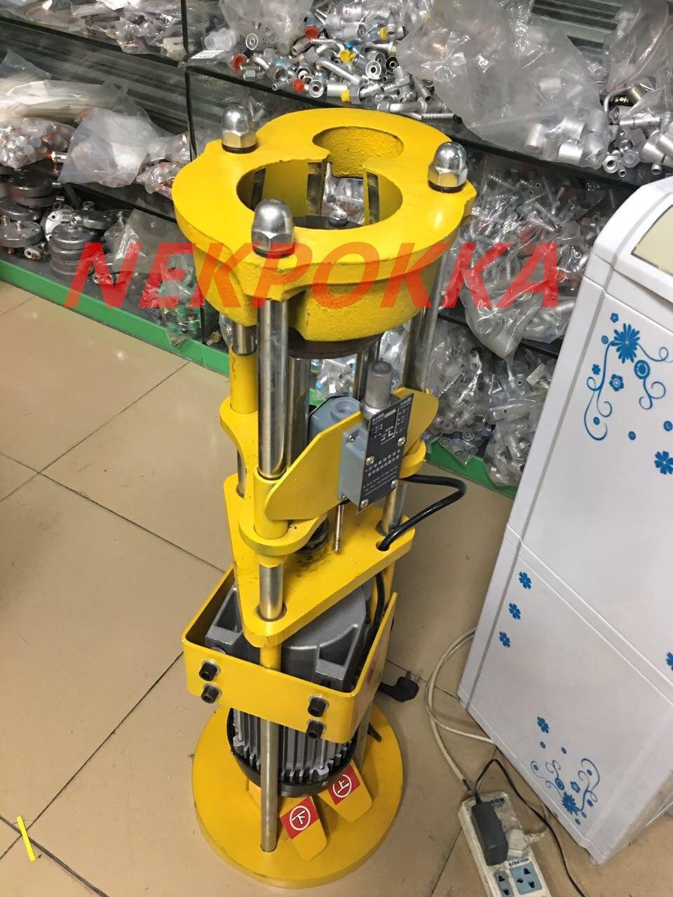 Универсальный Авто AC Набор для обжима шланга обжимной инструмент, электрический щипцы комплект обжимной инструмент, гибочный Шланг Машина