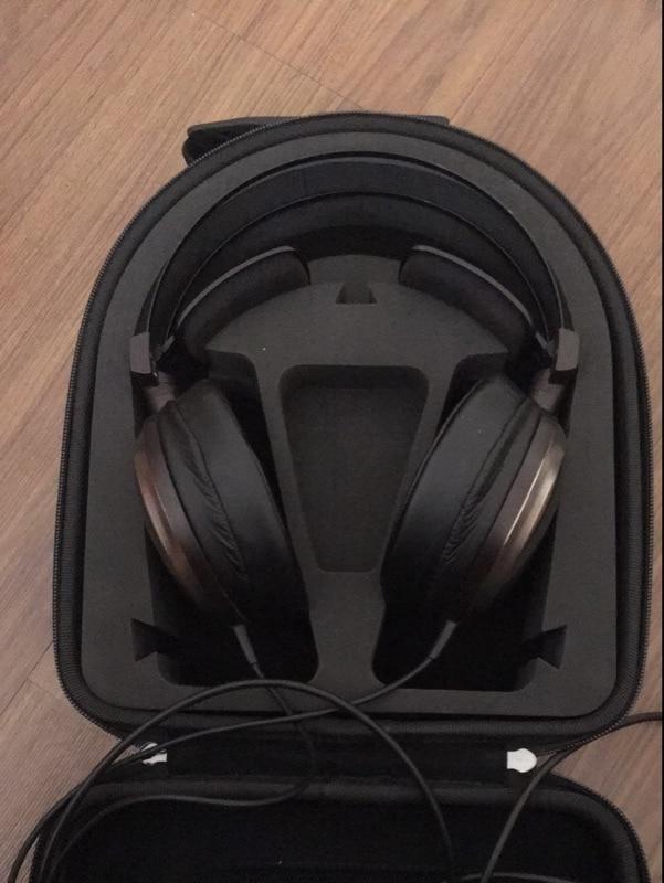V-MOTA TDC kõrvaklappide kandekastid Audio Technica AH-A1000X jaoks - Kaasaskantav audio ja video - Foto 5