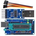 Плата разработки OPEN-SMART DIY ATmega328P + CH340 USB для TTL программатора для Arduino UNO R3