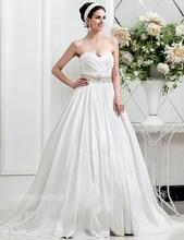 free shipping bridal ball gown bride robe de soiree 2016 new fashionable romantic vestido noiva casamento wedding dresses