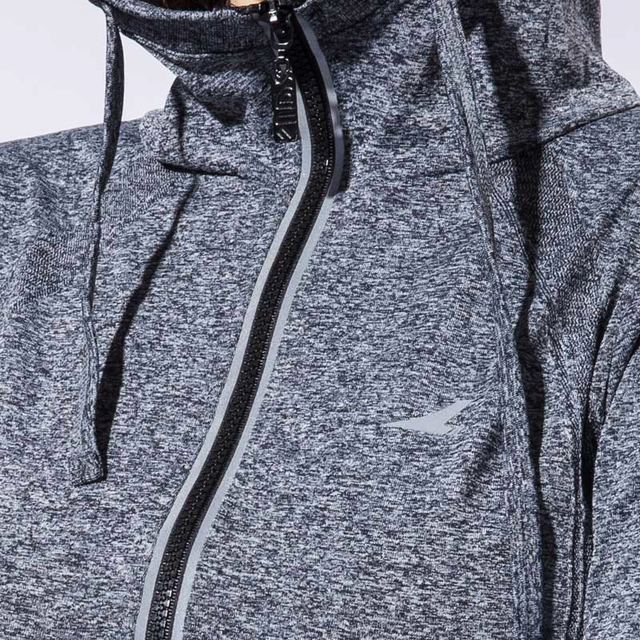 Hooded Breathable Sports Jacket for Women