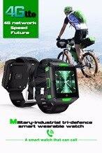 цена на MTK6737 Army 4G Smart Watch Blood Pressure Heart Rate Wristwatch SIM Card Call Video Music Wifi Military Smartphone Watches 8gb